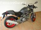 Ducati MONSTER 620ie SENNA depotenziata (solo Sul Libretto)