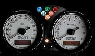 Cruscotto Ducati SportClassic